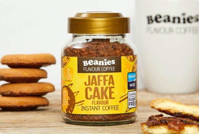 Jaffa Cake Instant Coffee