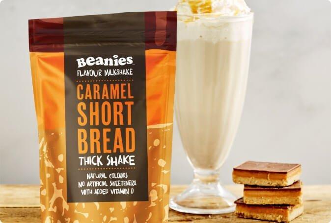 Caramel Shortbread Shake
